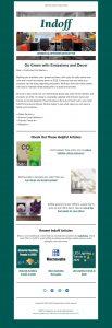 Marketing Example - CI Newsletter