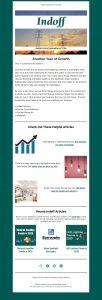 Marketing Example - ES Newsletter