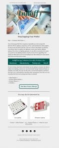 Marketing Example - Energy Audit