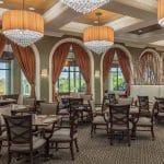 Kellex - classy restaurant seating
