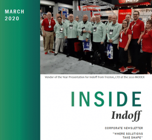The cover of March's Inside Indoff