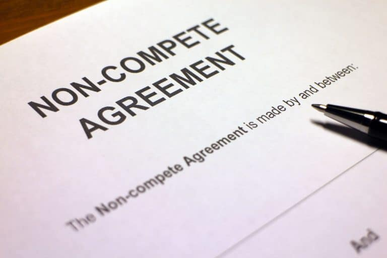 Non-Compete Document