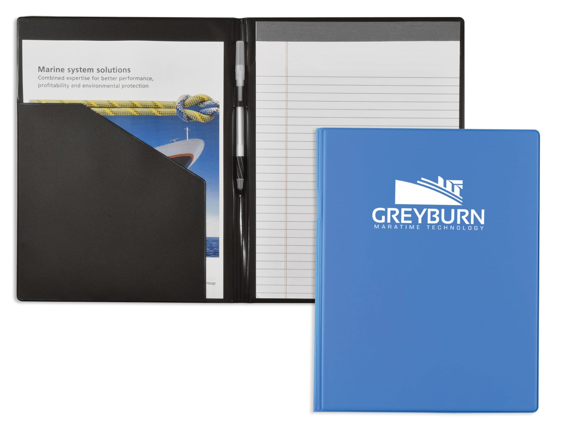 Grey Writing Pad from Fey Products