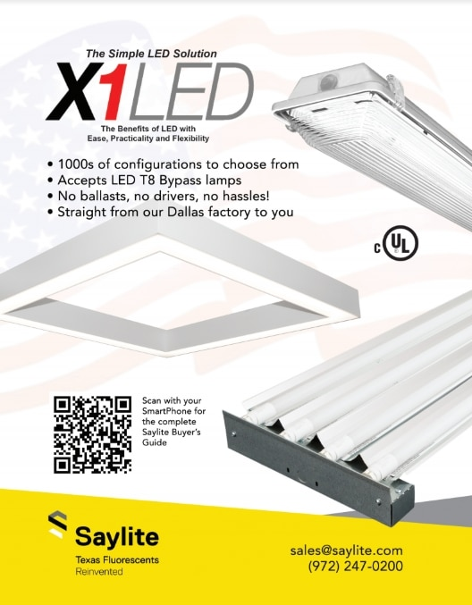 Salite X1LED Ad