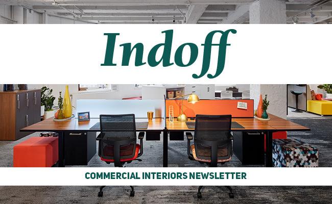 Commercial Interior Header for Newsletter