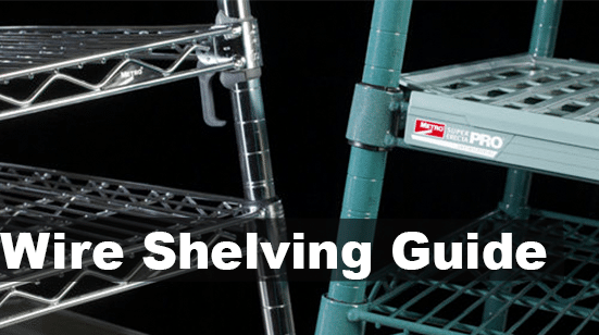 Wire shelving Guide