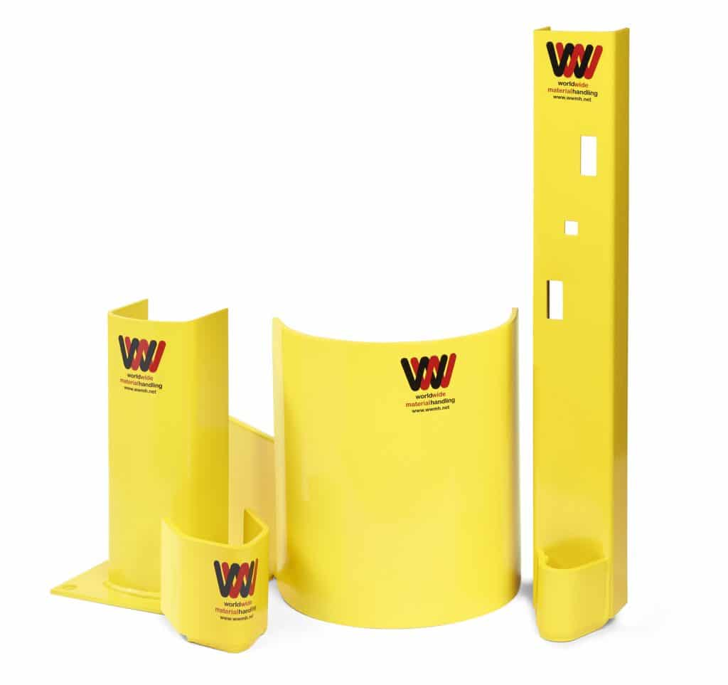 Racking Protection Solutions from Worldwide Material Handling