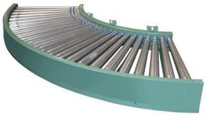 596prac Powered Roller Conveyor - Roach Conveyors