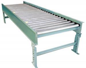 796setlow Powered Roller Conveyor - Roach Conveyors