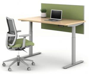 AIS - Green Calibrate Desk