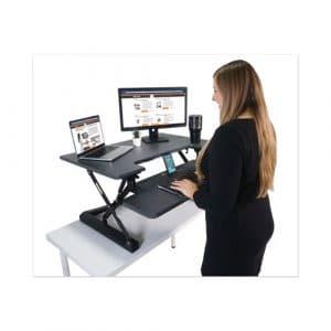 Victor Adjustable Desk Stand