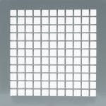 Wire Mesh Partition Woven Wire (10ga - .5in Square Pattern)
