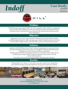 Dot Hill Case Study