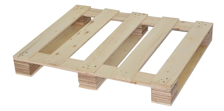 An image of a type of Plywood Pallet