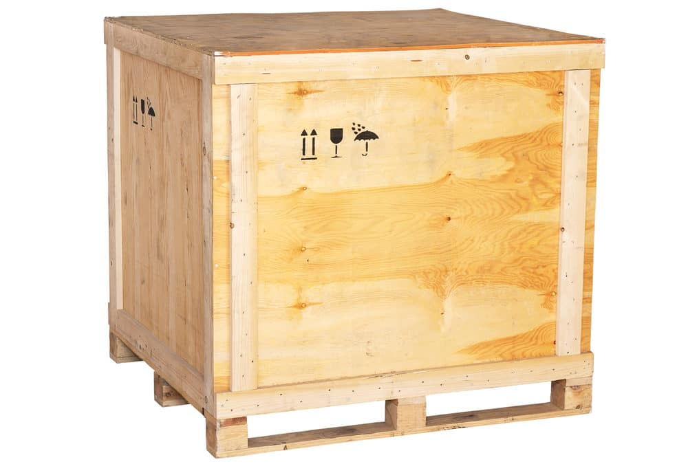 An image of a shipping crate