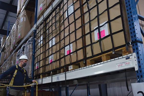 InCord Custom Safety Netting